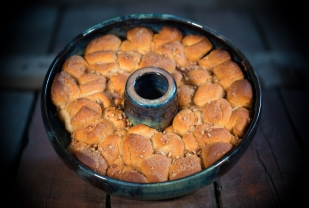 Monkey Bread Dish